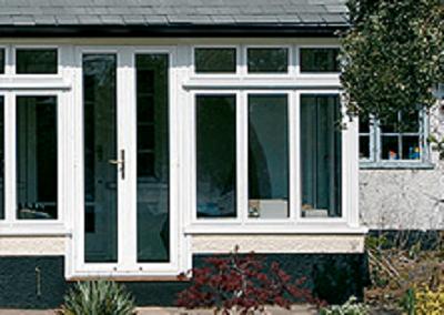 residential aluminium doors