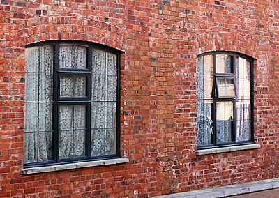 aluminium slimline windows