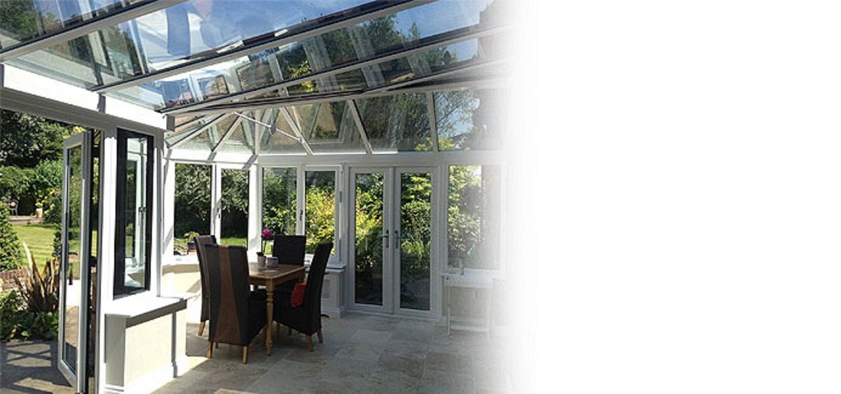 black-p-shaped-conservatory-east-sussex