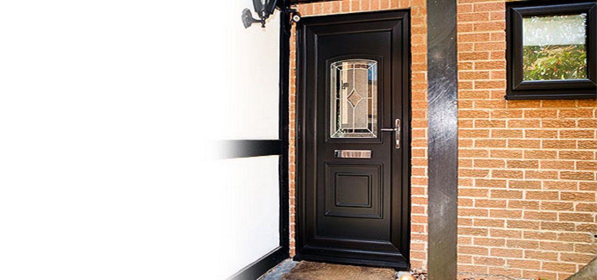 black-panelled-front-door-east-sussex