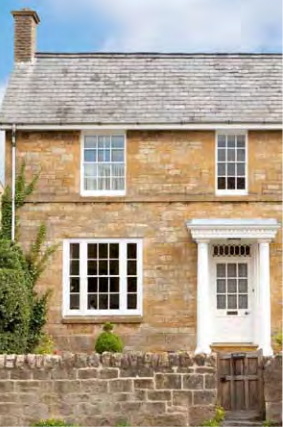 heritage aluminim windows