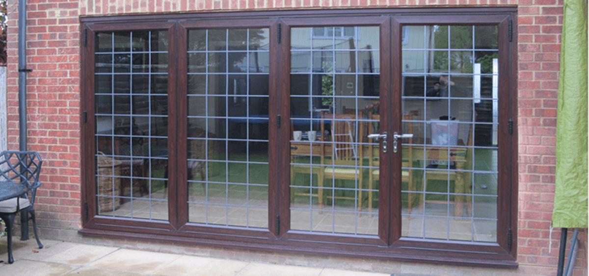 mahogany-bifolding-door-eastbourne