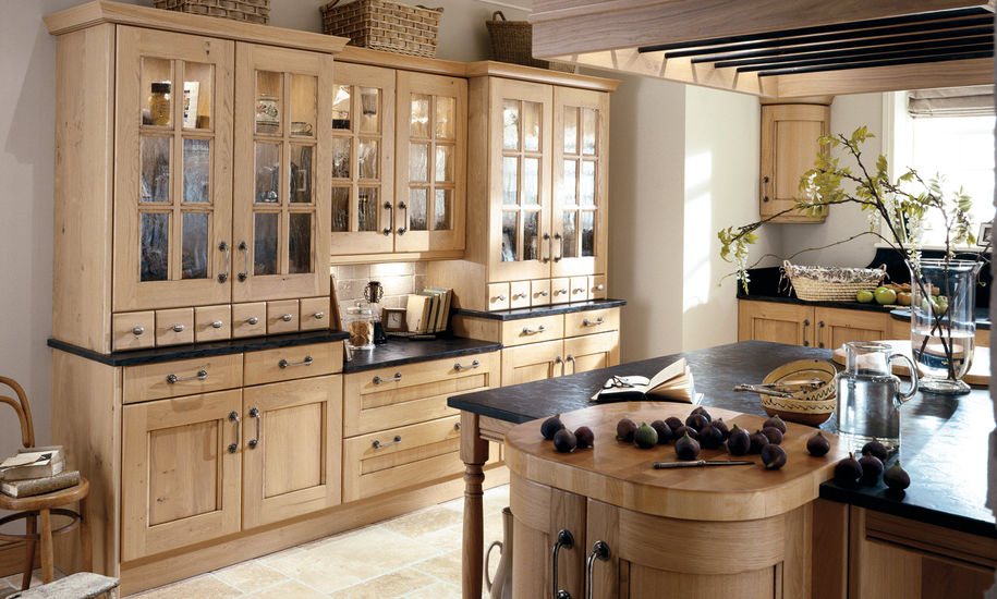croft washed kitchen design