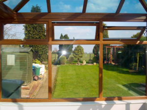 golden oak conservatory in hastings