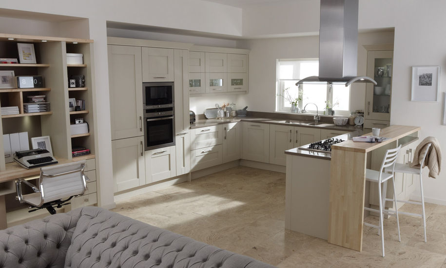 milbourne almond kitchen design