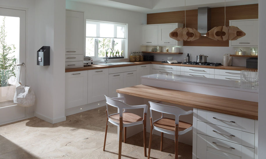 milbourne chalk kitchen design