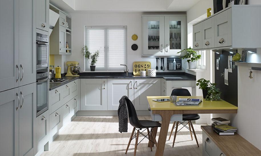 milbourne partridge grey kitchen design