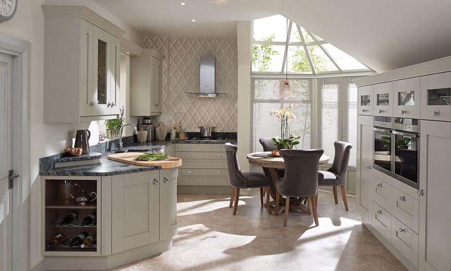 milbourne stone kitchen design