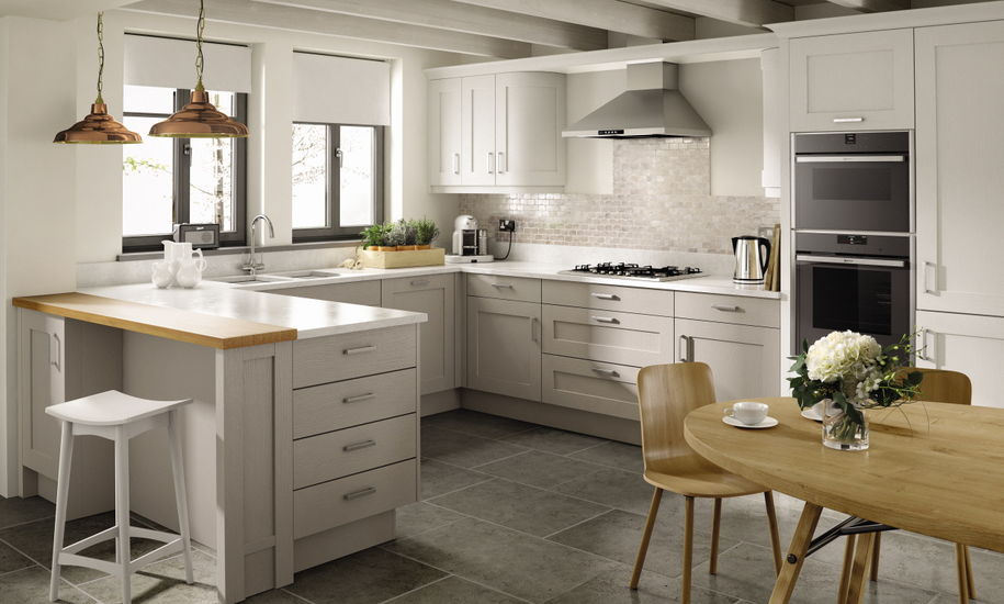 morninton shaker kitchen design