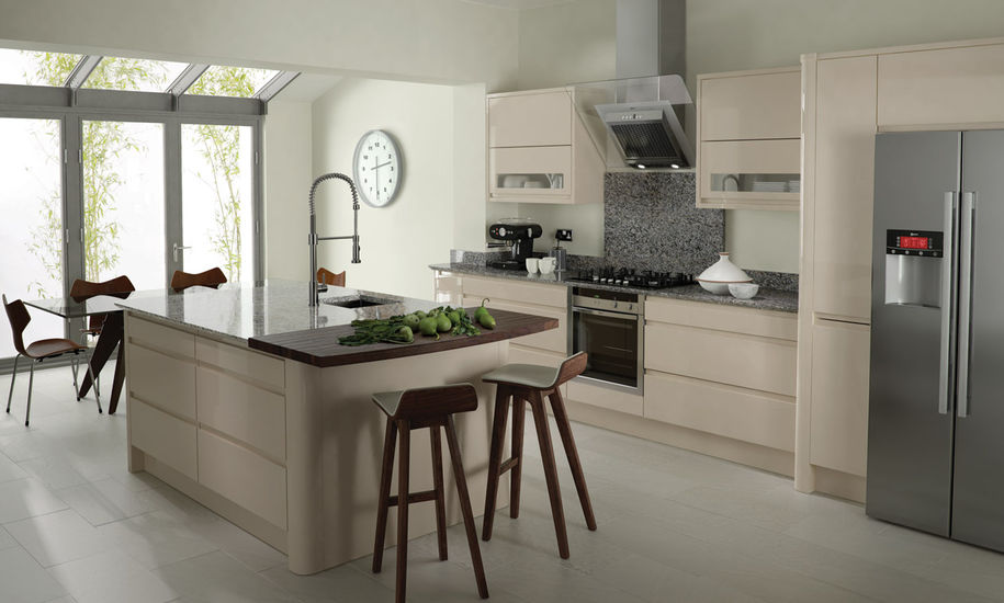 remo beige kitchen design